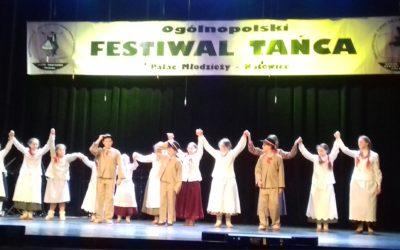 Zespół Regionalny z Łętowni promował Gminę Jordanów