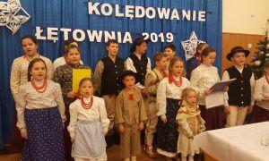 """""""Kliszczackie kolędowanie"""" w Łętowni"""