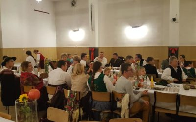 Spotkanie gawędziarskie w Osielcu