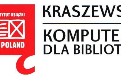 """""""Kraszewski. Komputery dla bibliotek 2017"""""""