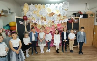 Dzień Matki 2021. Przedszkolaki dla mam z Gminy Jordanów